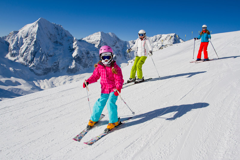 Ski resorts in Iran turn into a skier's paradise