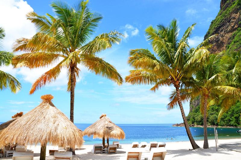 St.Lucia (Labrellotte Bay)