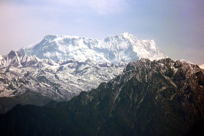 Highest Unclimbed Mountain in the World