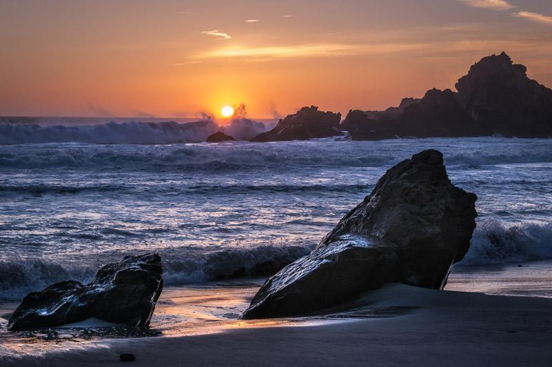 Pfeiffer Beach, California, US