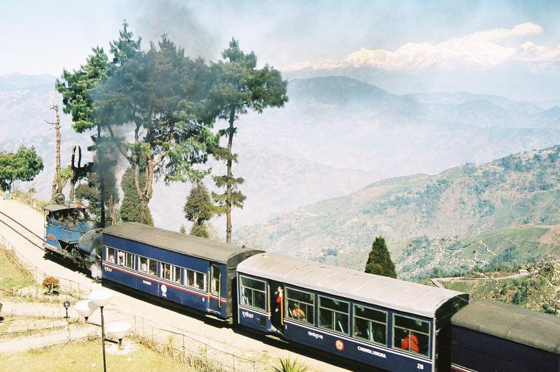 Siliguri-to-Darjeeling (The Darjeeling Himalayan Railway)