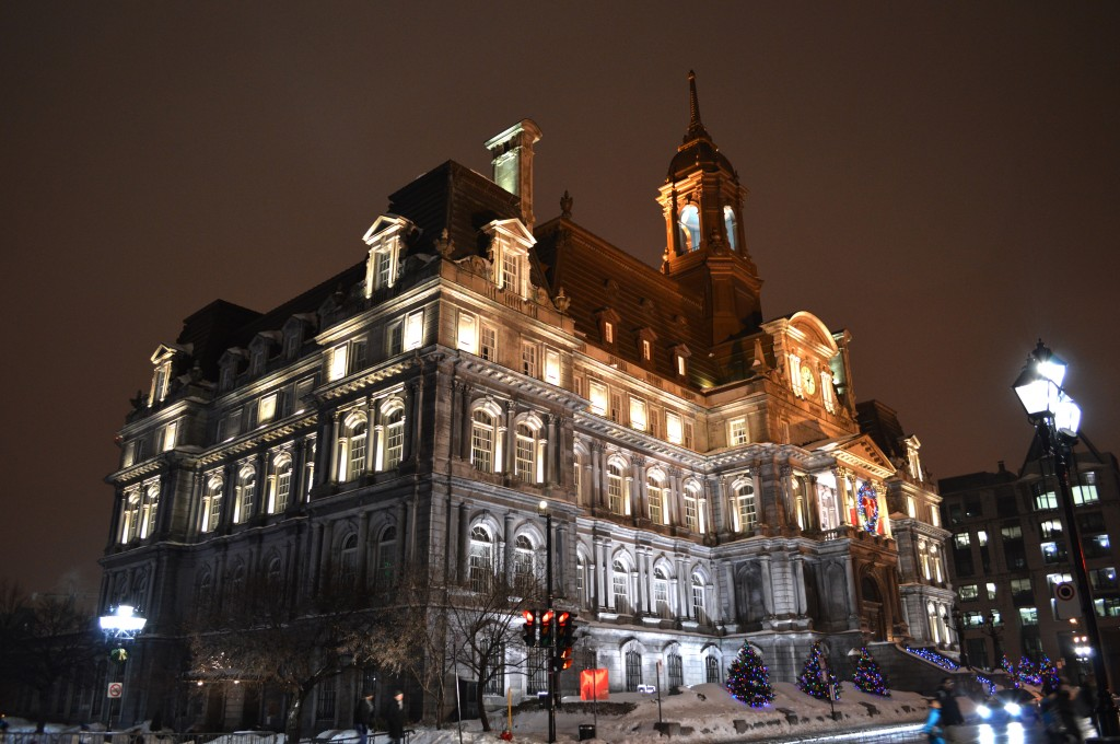 Old Montreal Tour