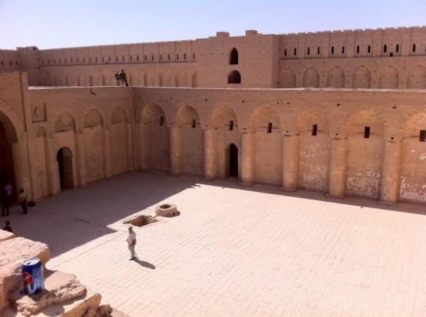 Abbasid palace of Ukhaider