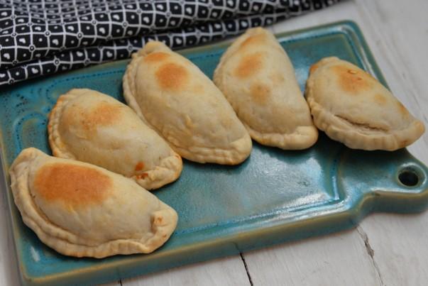Argentine Empanadas - Served