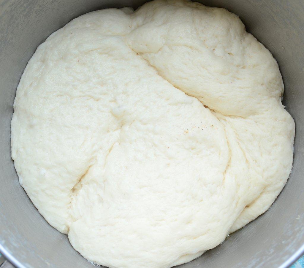 Armenian Lahmajun - Dough