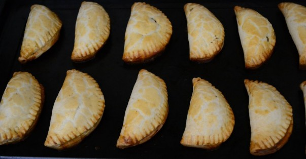 Baked Nigerian Meat Pies