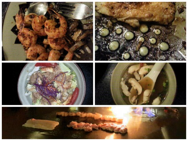 Benihana Restaurant, New Delhi — Review