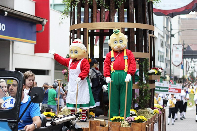 Blumenau-Oktoberfest-Brazil