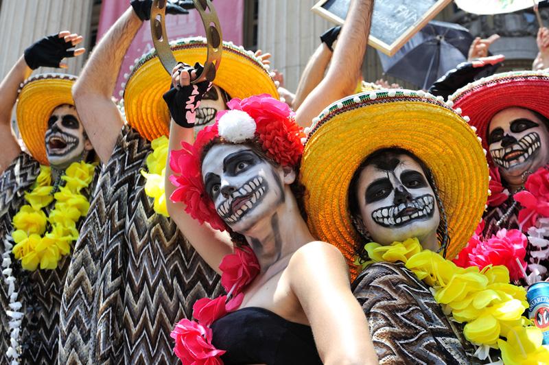 Rio Carnival in Brazil