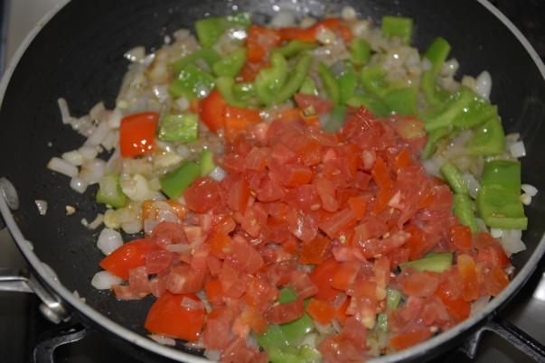 Brazilian Fish Stew - With Tomatoes