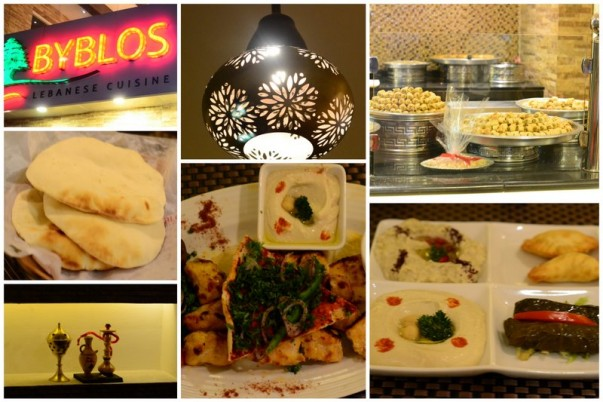 Byblos, Bangalore - Restaurant Review