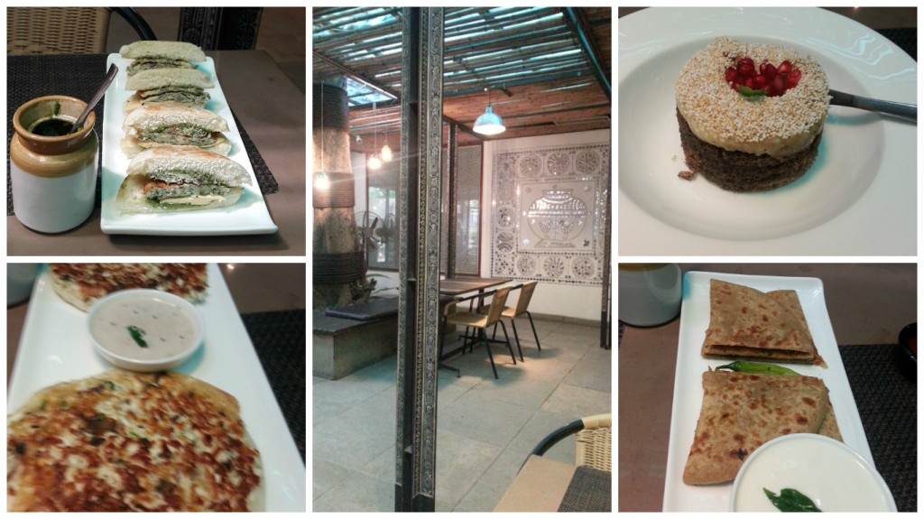 Cafe Lota Delhi — Restaurant Review