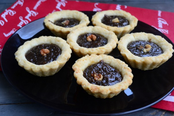 Canadian Butter Tart - Ready To Be Served