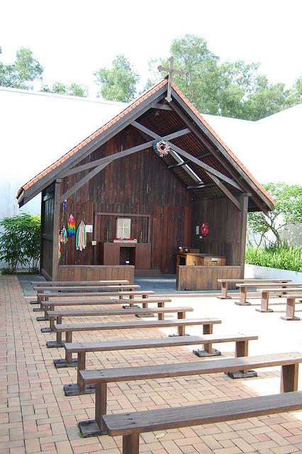 Changi-Chapel