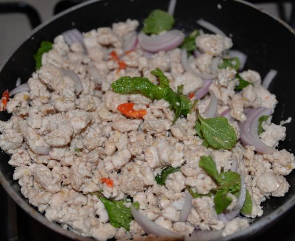 Chicken Larb - Ready