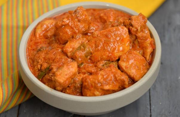 Chicken Tikka Masala Recipe - Process and ingredients