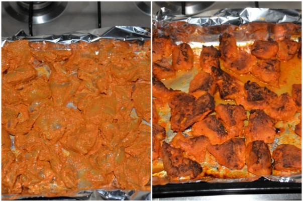 Chicken Tikka Masala - Grilling Tikka