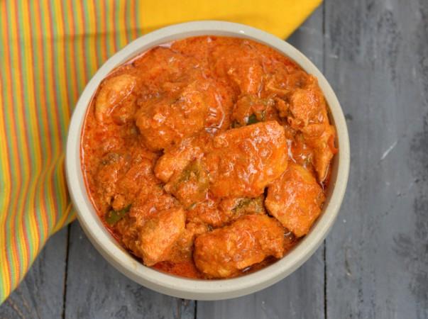 Chicken Tikka Masala - Served