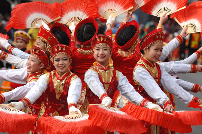 Chinese New Year Celebrations in Canada