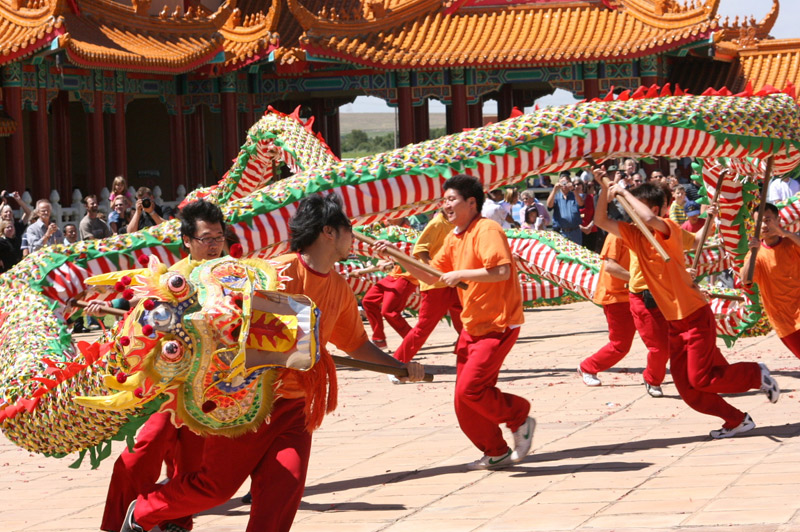 Chinese New Year Celebrations in South-Africa
