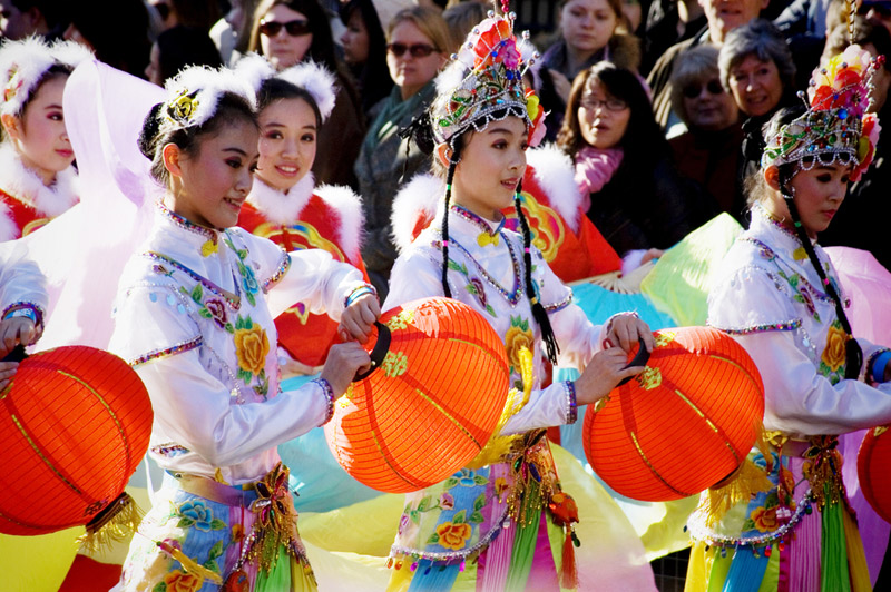 Chinese New Year Celebrations in the UK