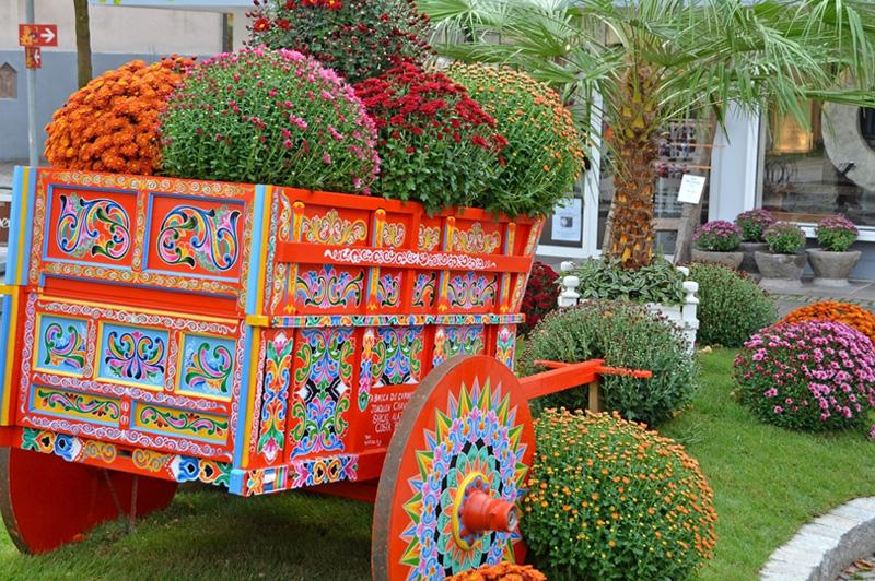 Chrysanthema Festival in Lahr,Germany