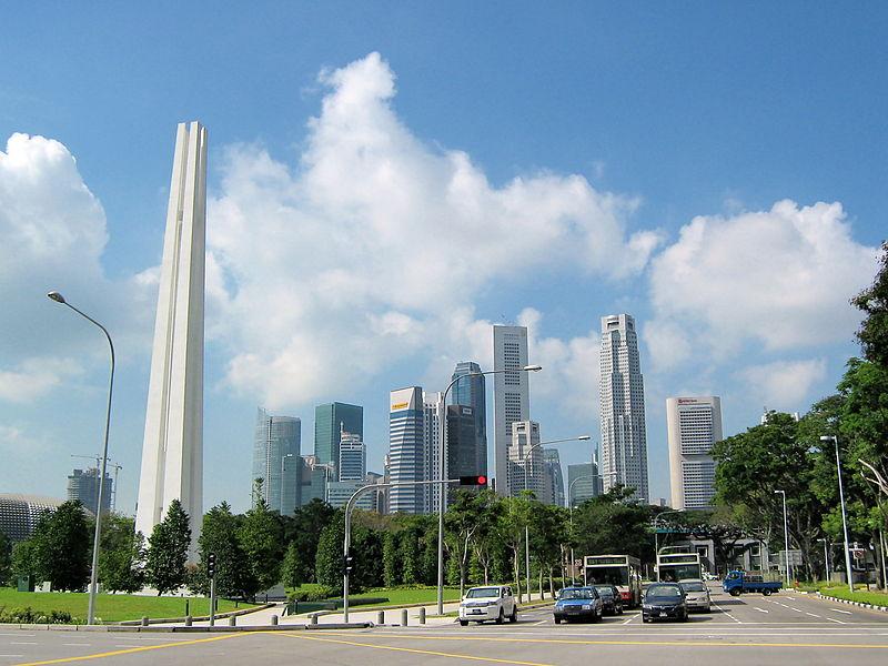 Civilian-War-Memorial-Singapore