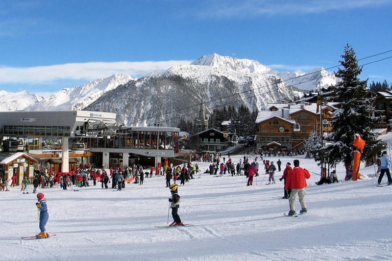 Courchevel image