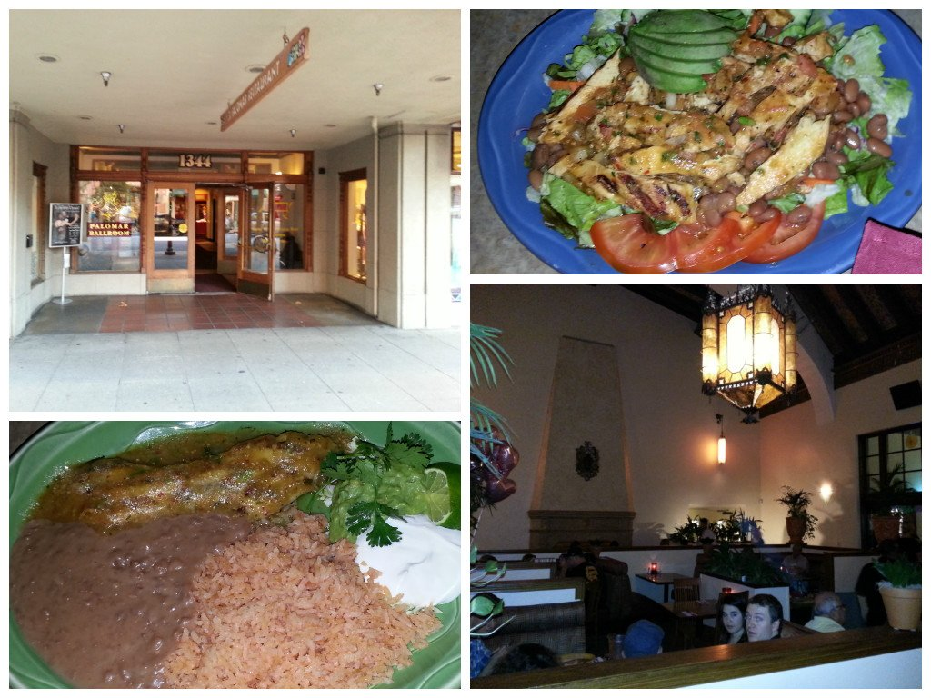 Review of El Palomar Restaurant in Santa Cruz