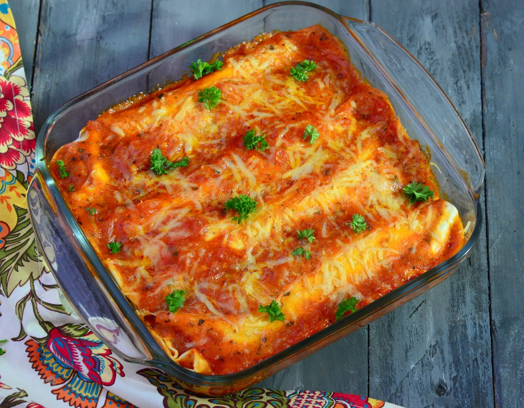 how to make enchillads 1