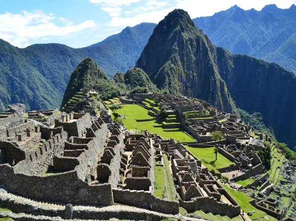 Facts about Machu Picchu in Peru