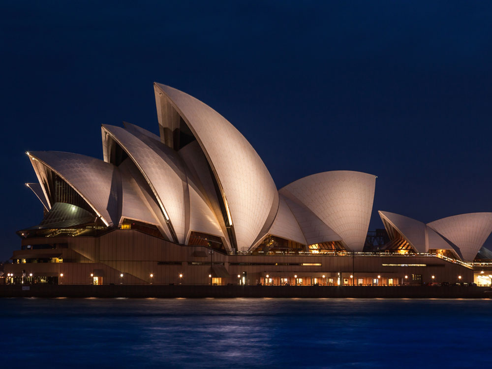Facts about Sydney Opera House in Australia