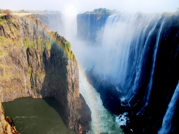 Facts about Victoria Falls in Zambia