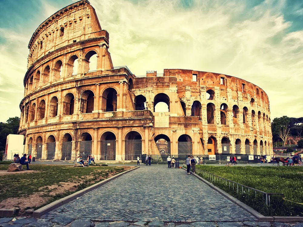 Facts about the Colosseum in Rome