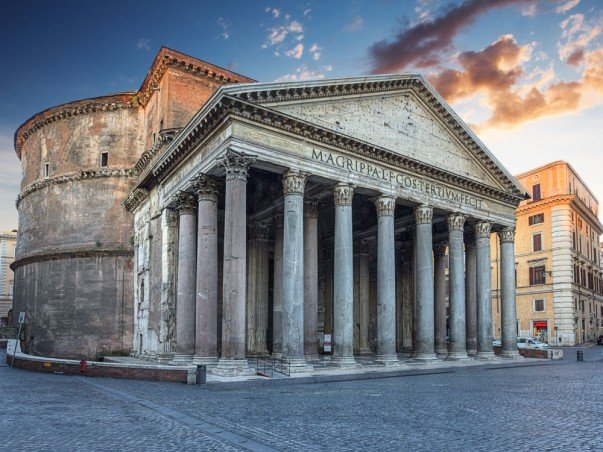 Roman Pantheon Facts