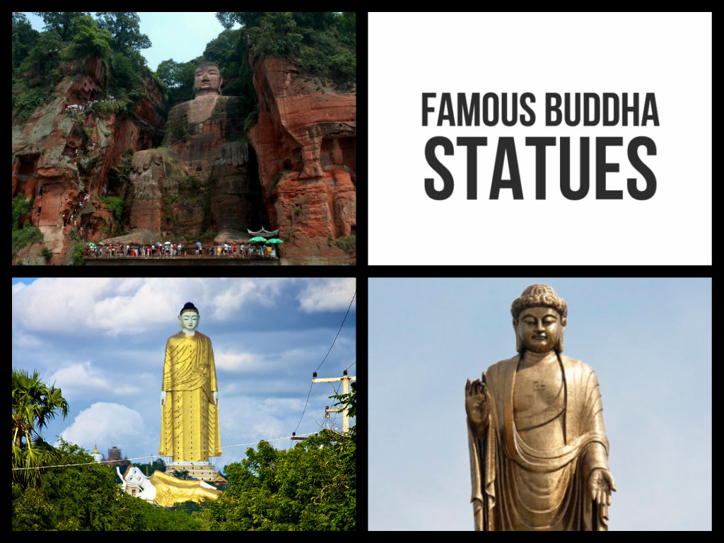 5 Famous Buddha Statues Around the World