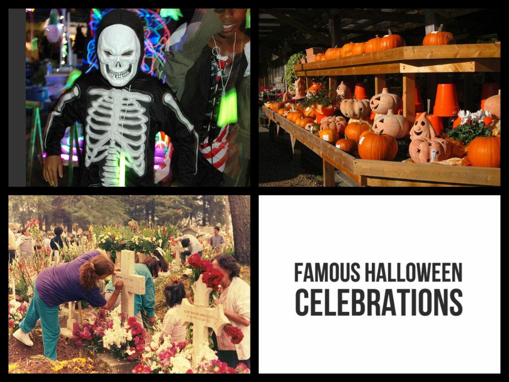 Famous Halloween Celebrations Around The World