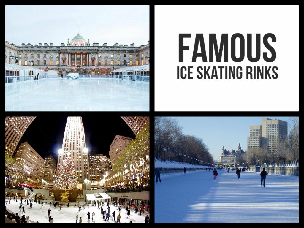 5 Famous Ice Skating Rinks Around The World