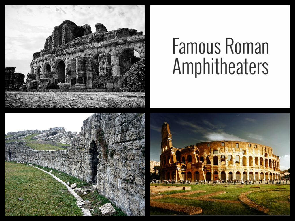 5 Most Famous Roman Amphitheaters Around The World