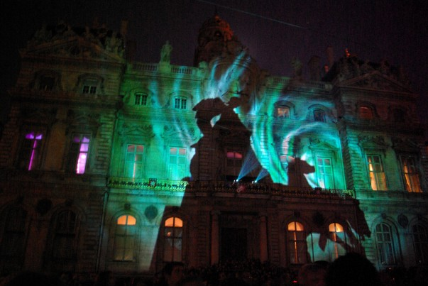 Festival of Lights, Lyon