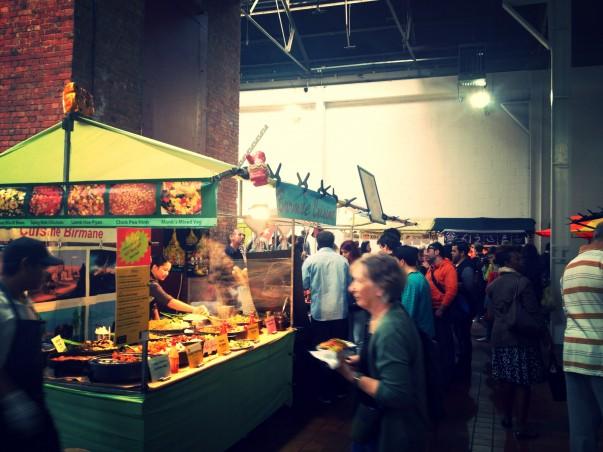A foodie's paradise - Brick Lane image