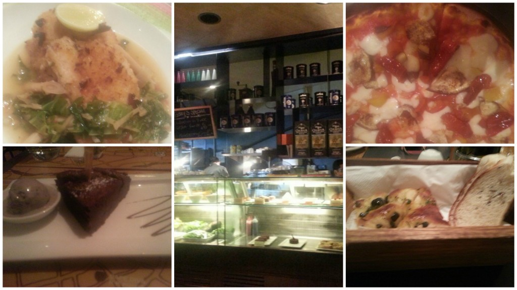 Cafe Diva — Restaurant Review