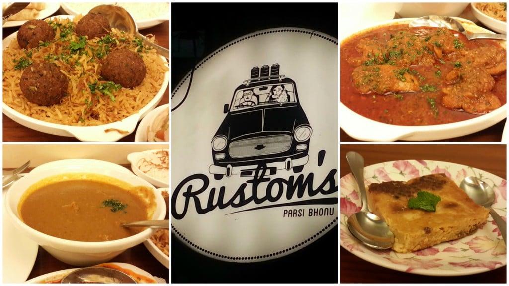 Rustom's New Delhi Restaurant Review