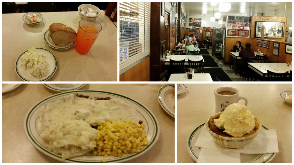 Original Pantry, Los Angeles Restaurant Review