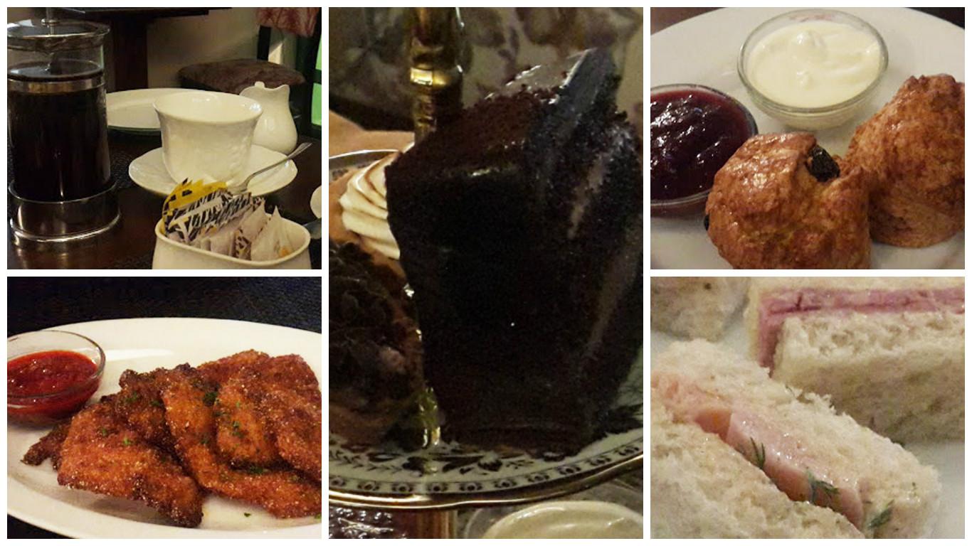 Elma's Brasserie Restaurant Review
