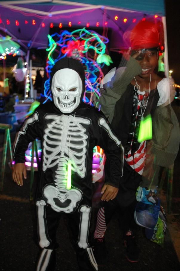 Halloween in USA