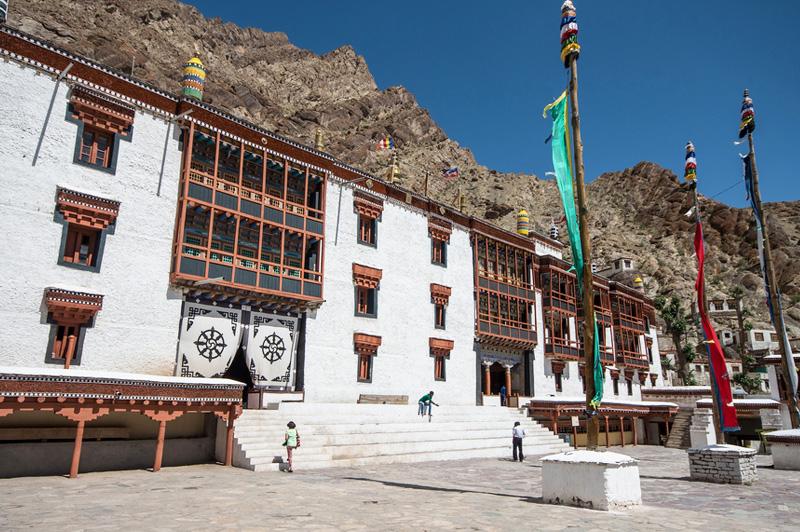 Museum and Hemis Monastery in Ladakh