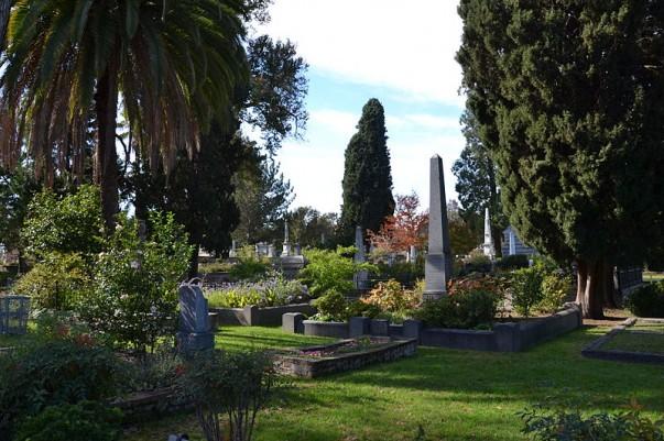 Historic City Cemetery