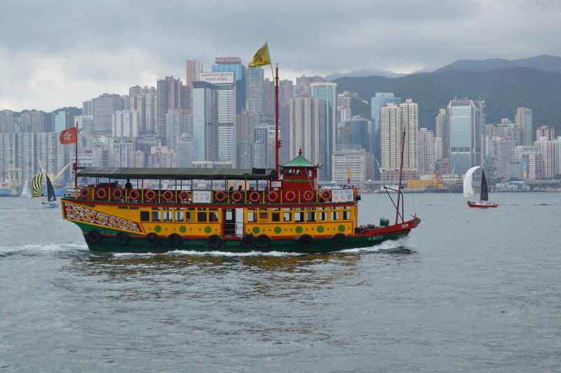 Hong Kong - This City Talks Business