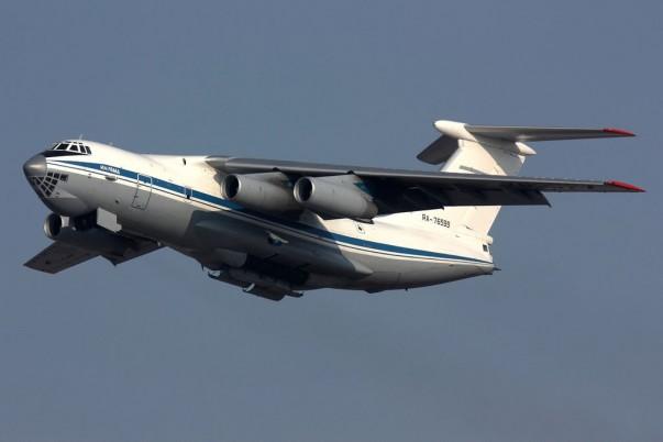 Ilyushin Il- 76